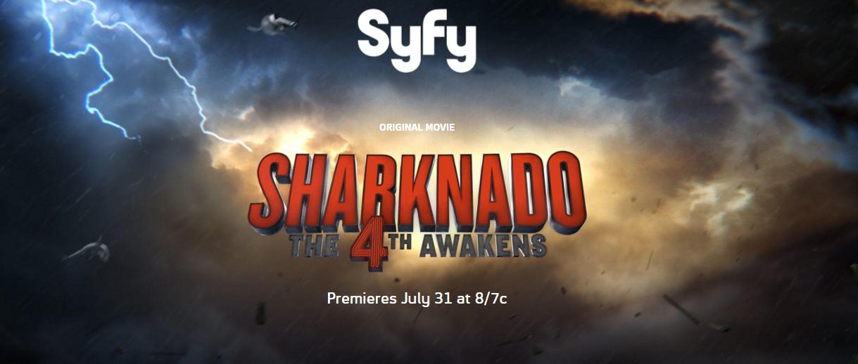 Sharknado 3 Airshark - Official Trailer 1 [HD] - YouTube