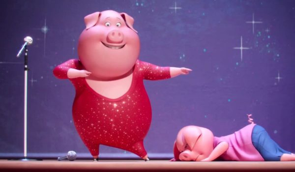 new trailer for the up ing cg animated musical  edy movie sing