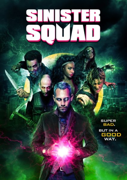 Sinister Squad Movie Poster