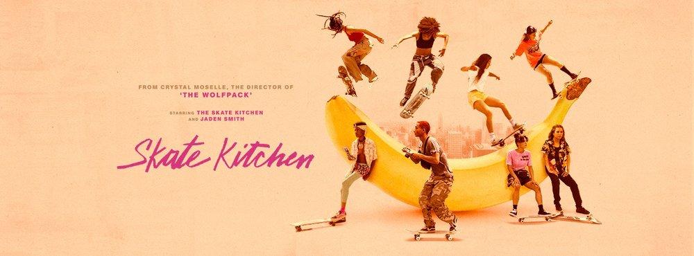 Clip Of Skate Kitchen Teaser Trailer