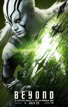 Star Trek Beyond - Sofia Boutella as Jaylah