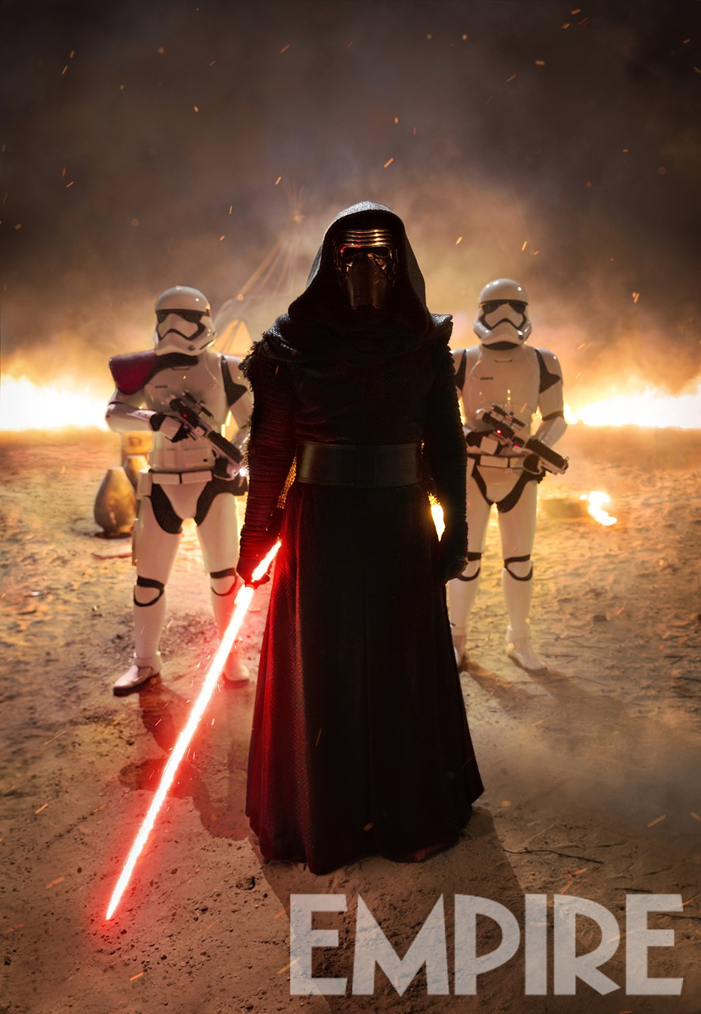 Star Wars 7 Trailer German