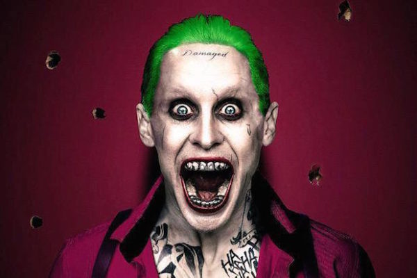 Suicide Squad - movie - Jared Leto as The Joker