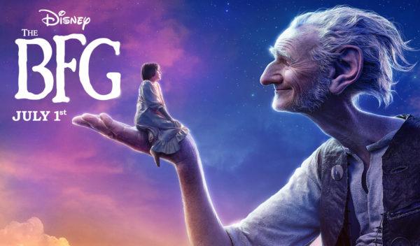 The BFG movie 2016 - A Steven Spielberg Film