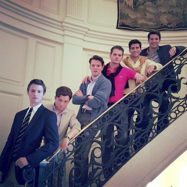 The Billionaire Boys Club Movie