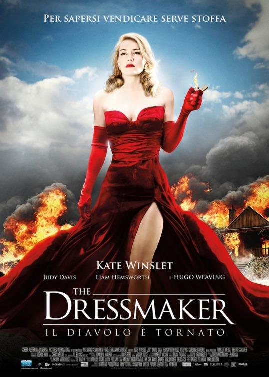 The dressmaker teaser trailer - Alice attraverso lo specchio streaming ita ...