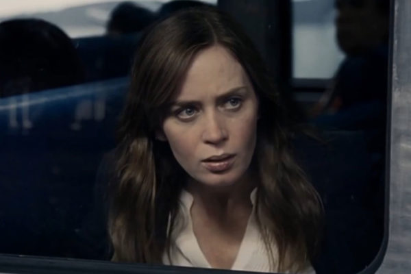 The Girl on the Train Movie October 2016 - Emily Blunt