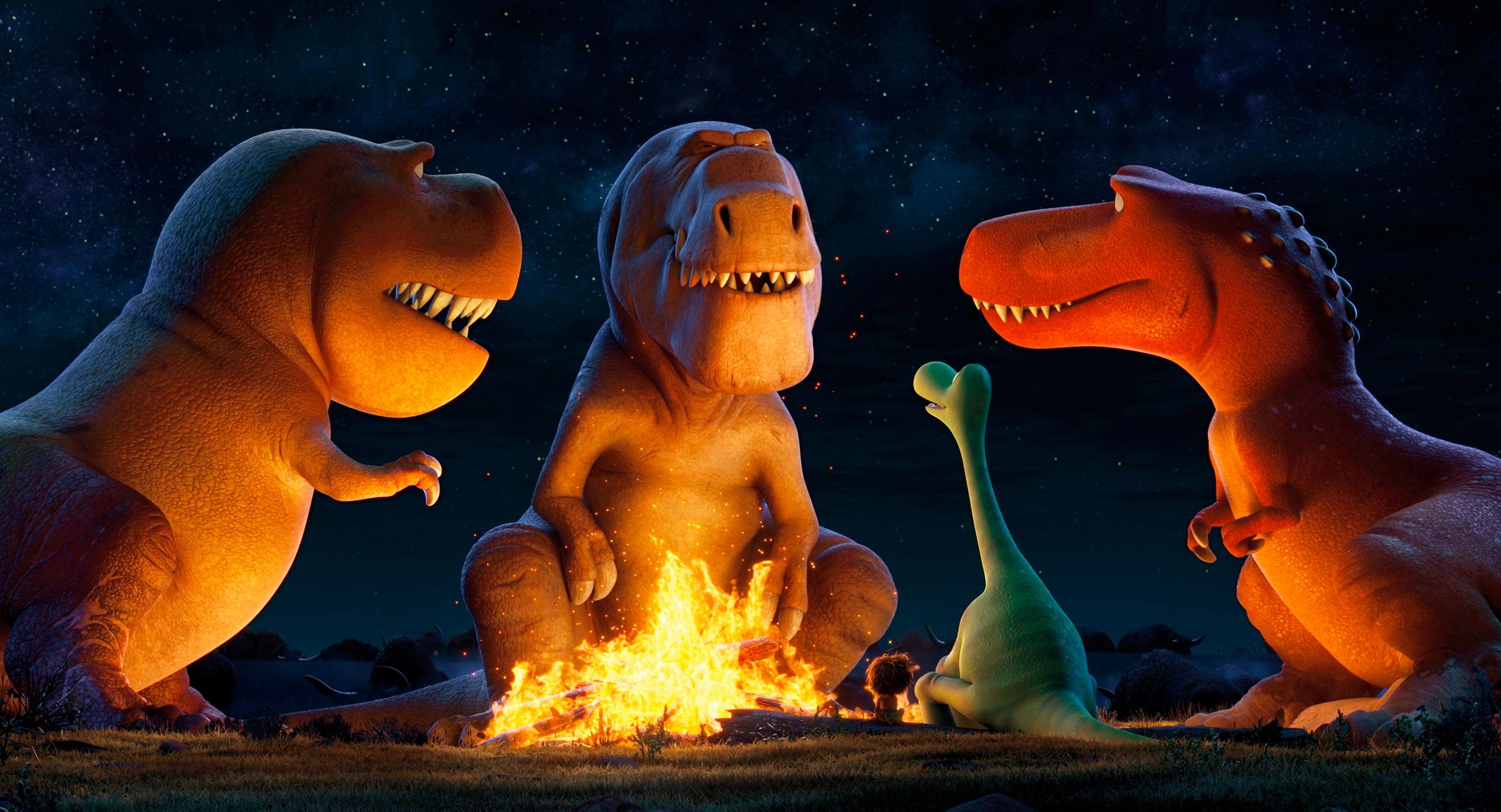 Triceratops The Good Dinosaur: Teaser Trailer