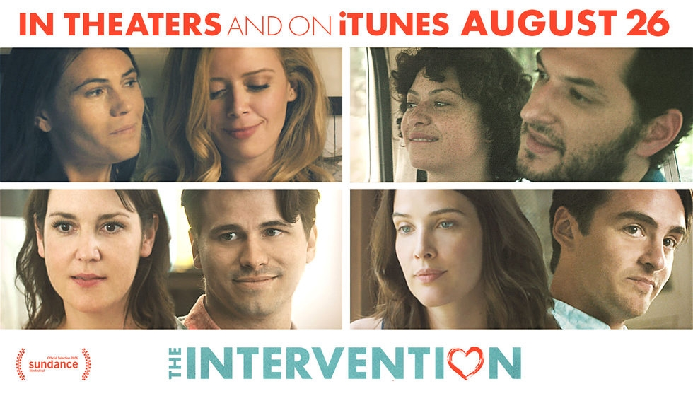 Image result for the intervention movie