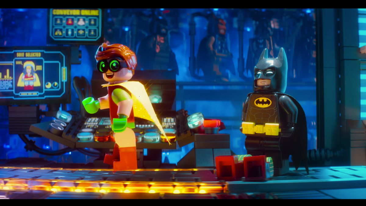 The Lego Batman Movie | Teaser Trailer