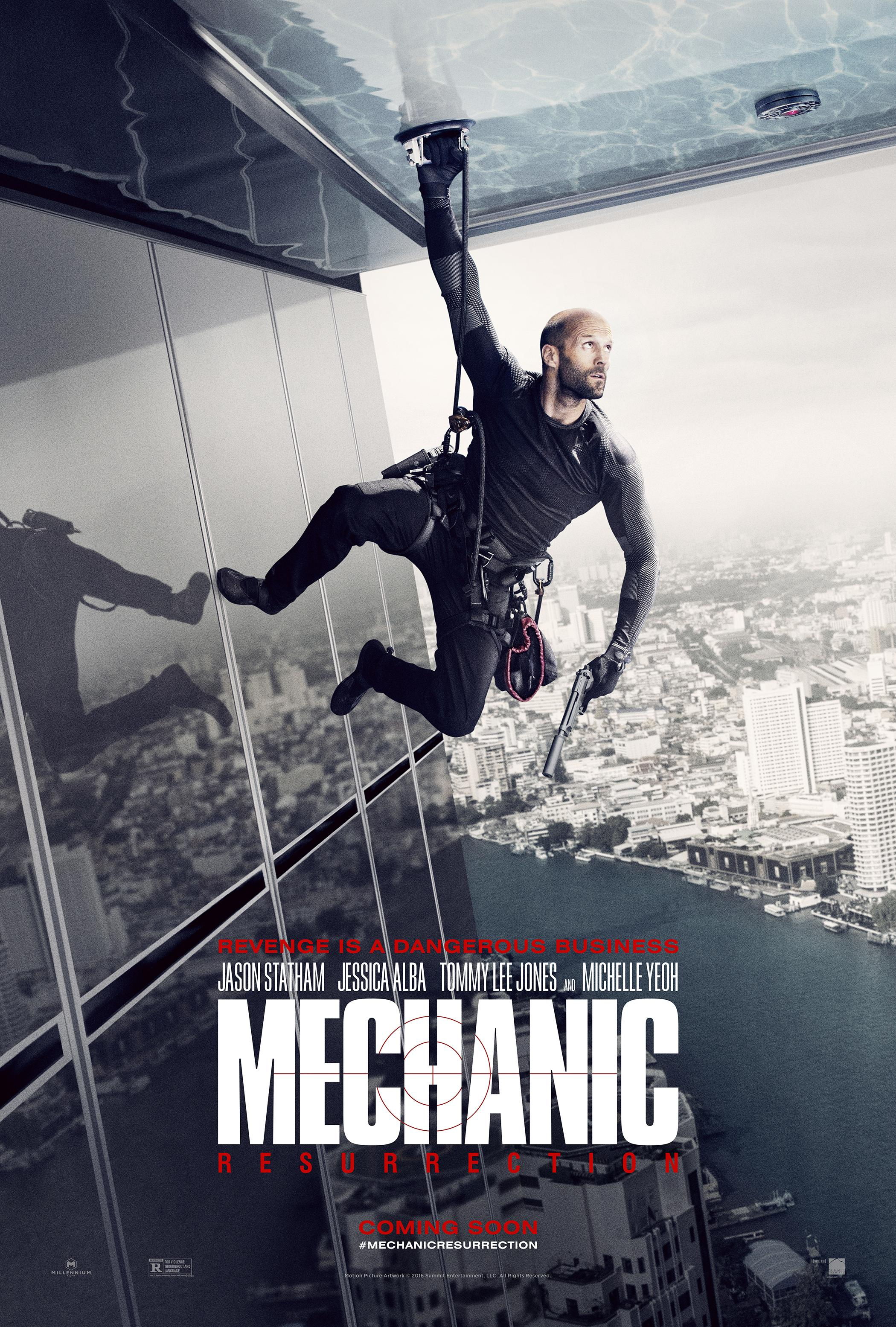 The Mechanic 2 | Teaser Trailer