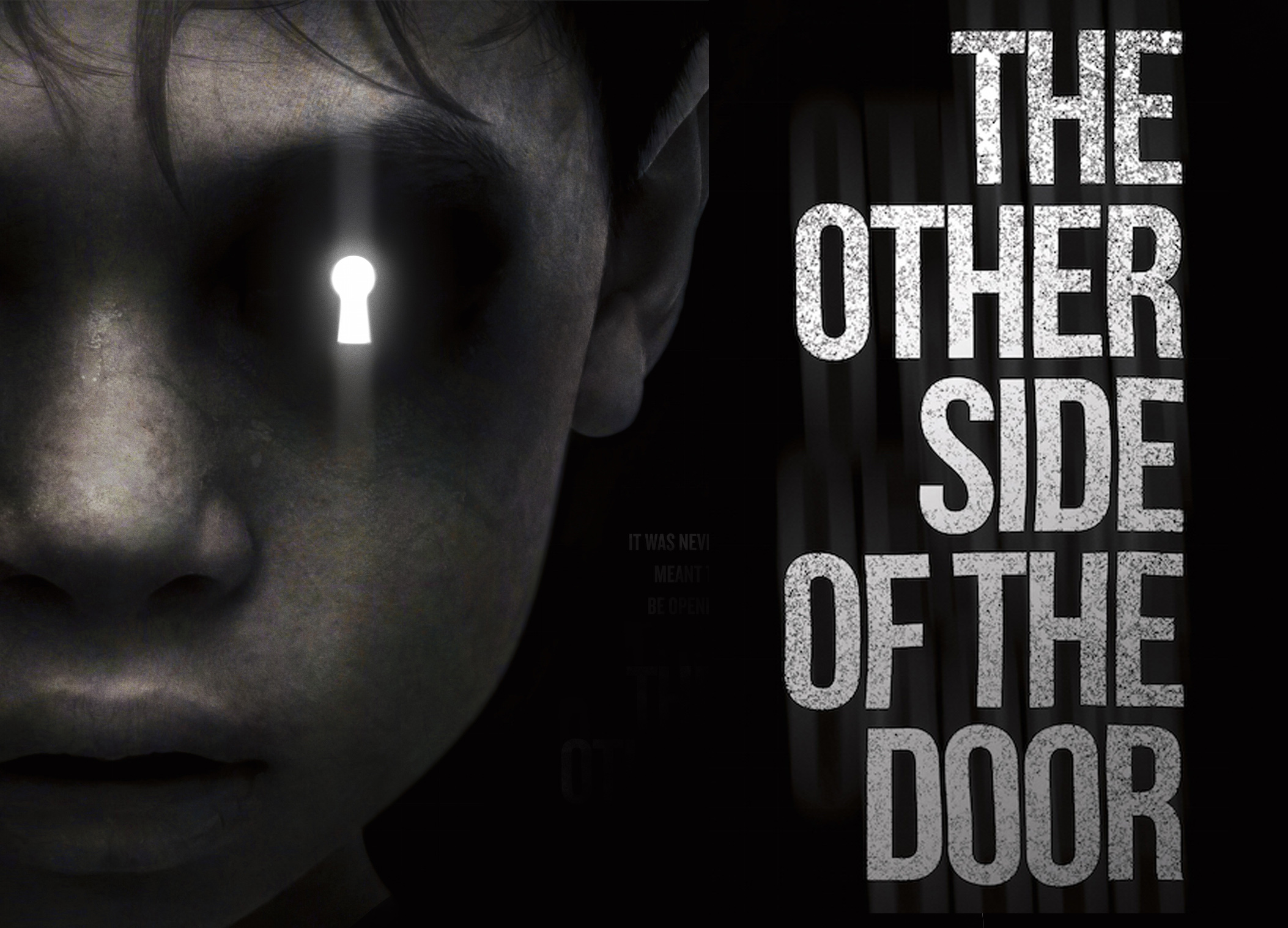 This new preview clip of the other side of the door the upcoming