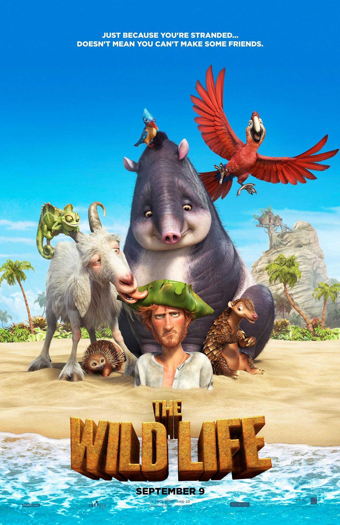 Robinson crusoe thai movie - 2 part 3