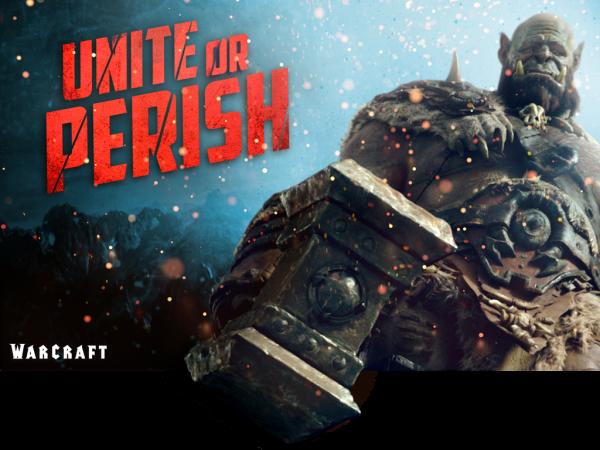 Warcraft - Unit of perish