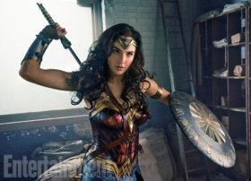 Wonder Woman (2017) Gal Gadot