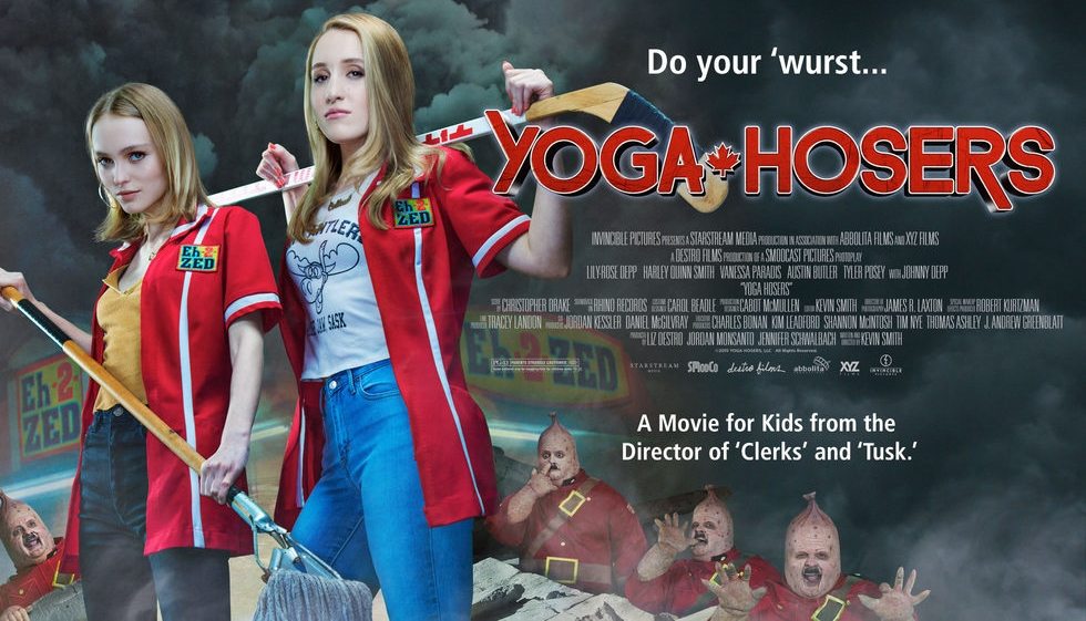 yoga hosers teaser trailer