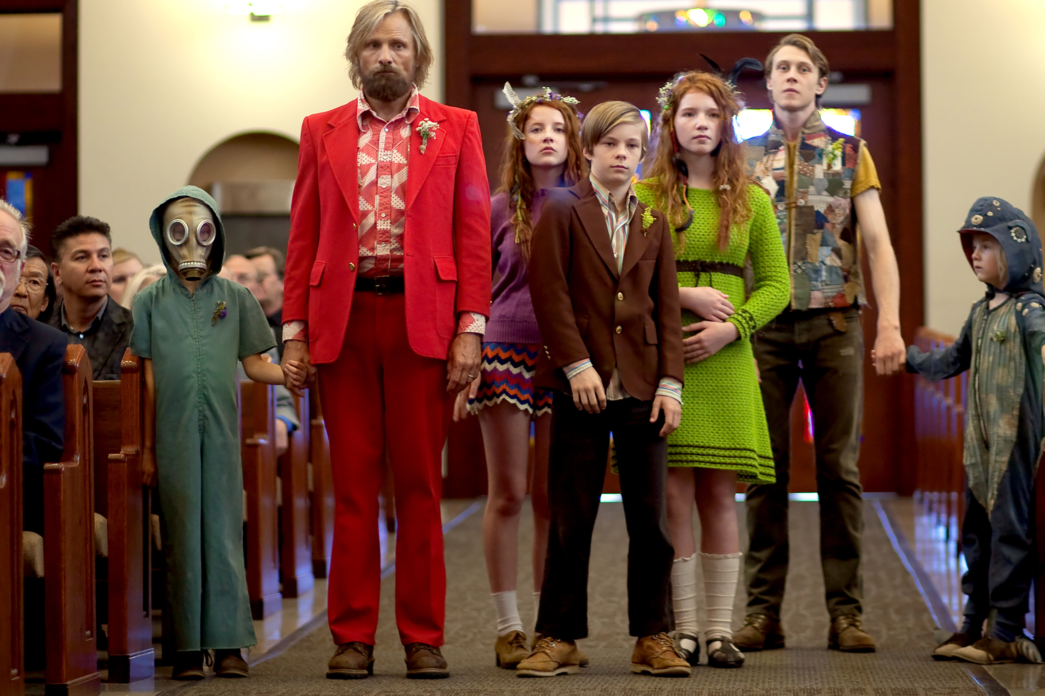 Captain Fantastic Teaser Trailer