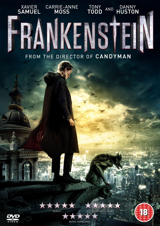 frankenstein trailer anne carrie moss xavier samuel dvd teaser bloody alchemy huston danny starring via resurrected bernard february victor 2021