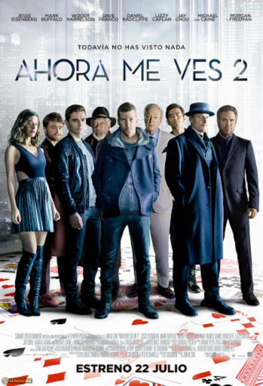 Now You See Me 2' Release Date: Lionsgate Dates June 10, 2016 ...