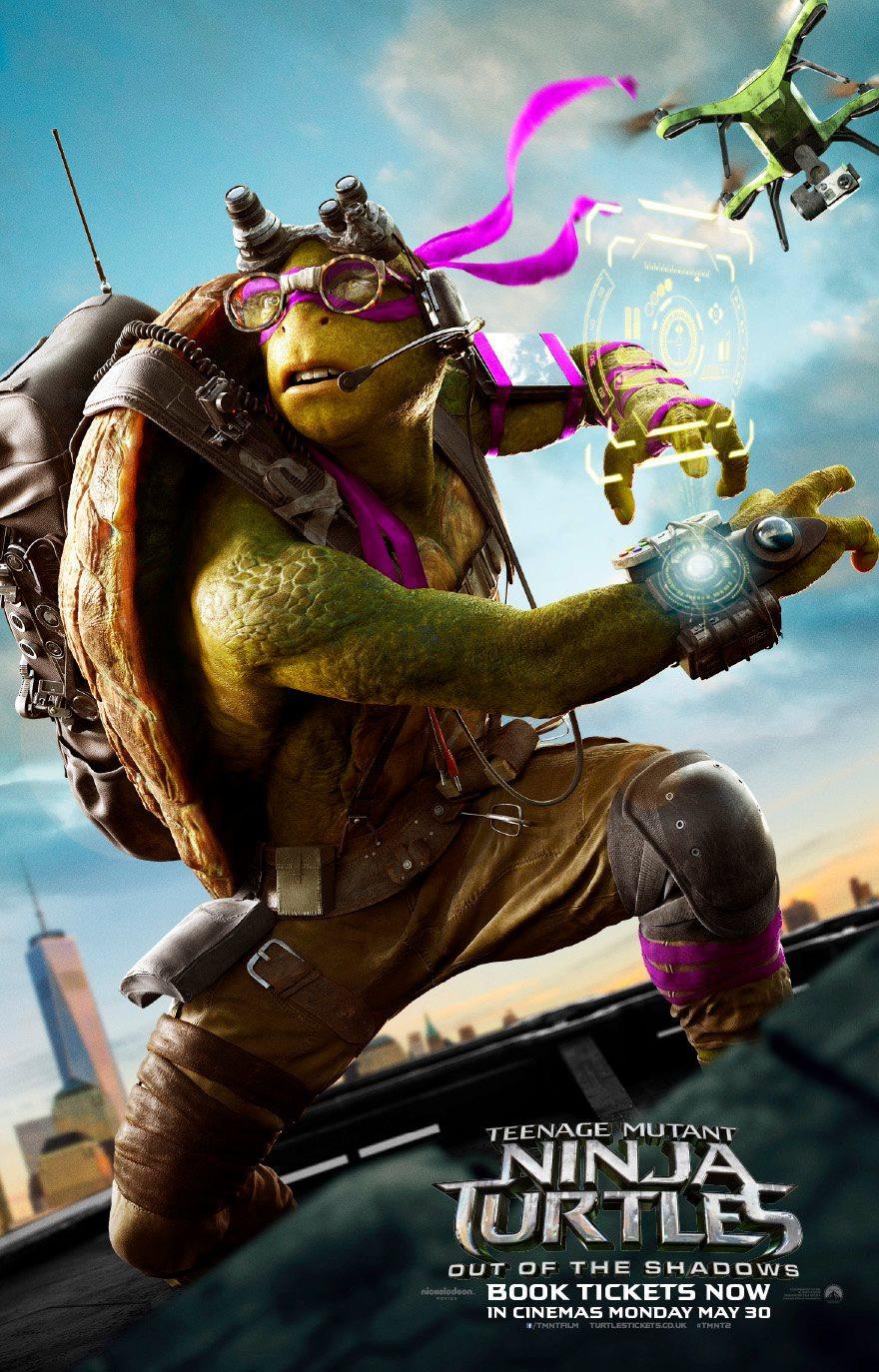 Ninja Turtles 2 Trailer