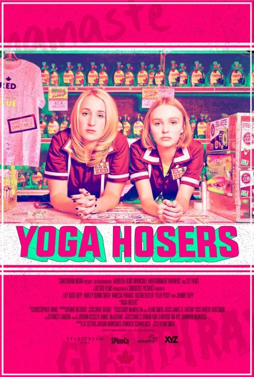 Yoga Hosers Trailer